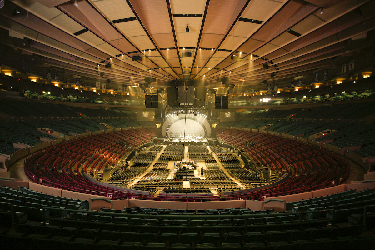 ACDC Concert information for Madison Square Garden New York NY