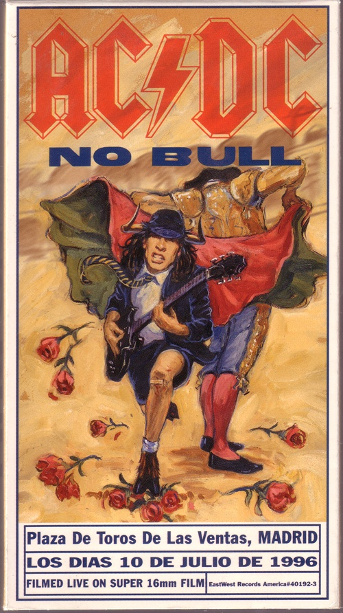 Blu-ray ac/dc - no bull режиссерская версия / ac/dc - no bull the directors cut (1996)